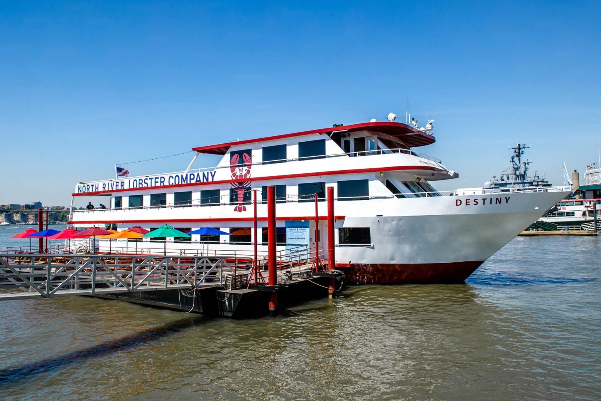 Best Dinner Cruises In NYC Docking From The Hudson To The