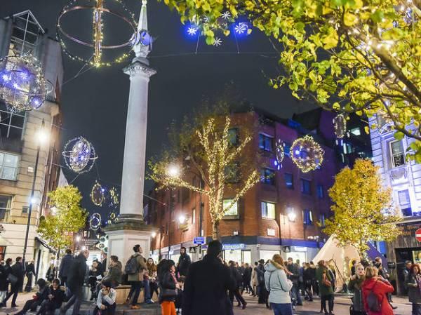 christmas lights london # 29