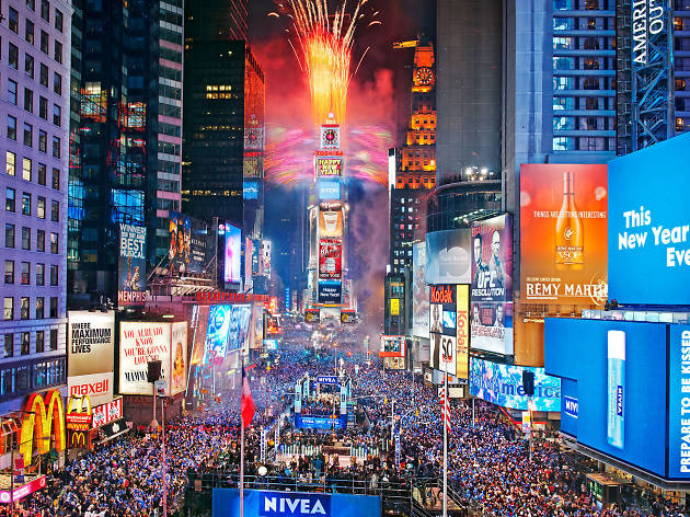Best New Year s Eve events in NYC including parties and shows New Year s Eve in Times Square