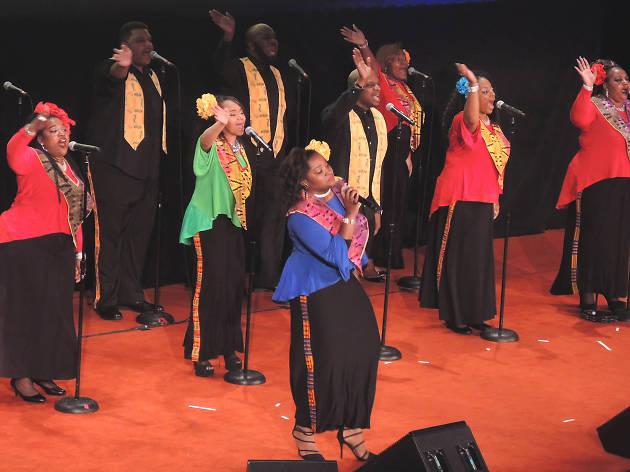 Harlem Gospel Choir MLK Day Matinee