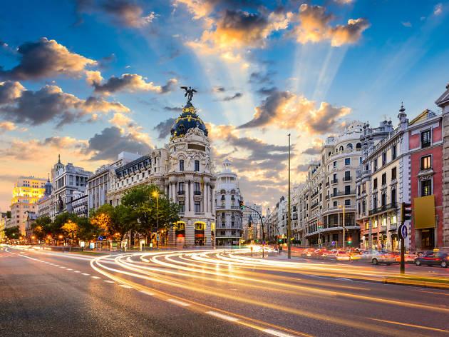 Resultado de imagen de MADRID