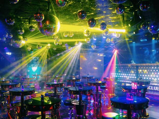 Club SX Nightlife In Asok Bangkok