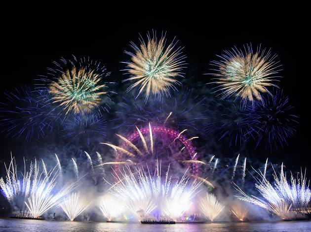 The Biggest and Best Things To Do on New Year s Eve and New Year s     How to get tickets to London s New Year s Eve Fireworks