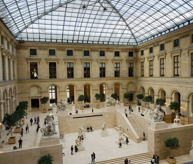 Photograph Le Louvre Museums