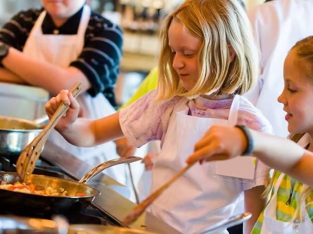 The Best Cooking Camps For Kids In Nyc This Summer