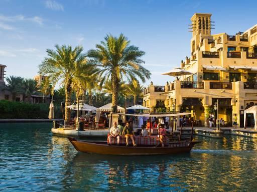 迪拜碼頭和朱美拉海灘住宅,迪拜