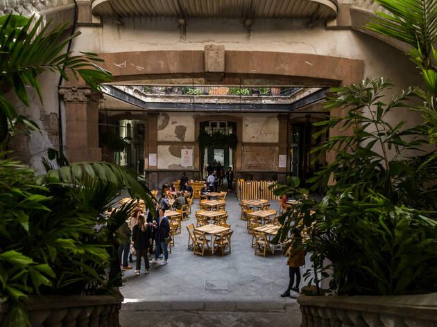 Salón ACME se lleva a cabo durante la semana del arte en Proyecto Público Prim