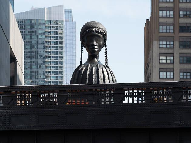 "Simone Leigh, ""Brick House"" | High Line Plinth"
