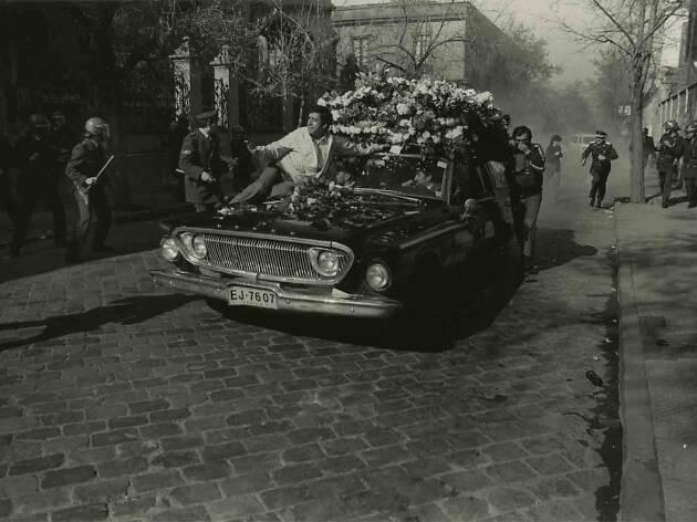 funeral rodrigo rojas-ის სურათის შედეგი