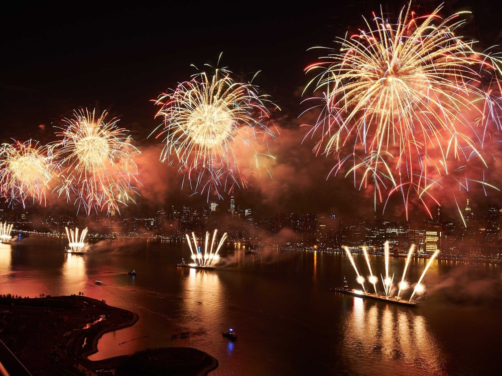 Watch the 4th of July Fireworks in NYC for 2020 From These Areas