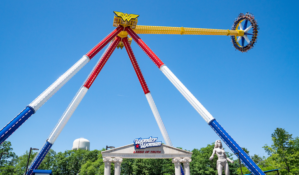 Six Flags Great Adventure Is Now Open With New Safety Procedures In Place