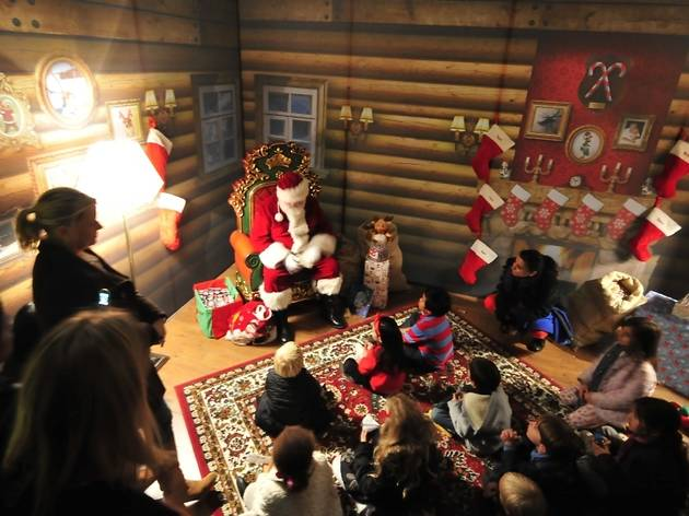 Santas Grottos In London Christmas In London 2016 Time Out London