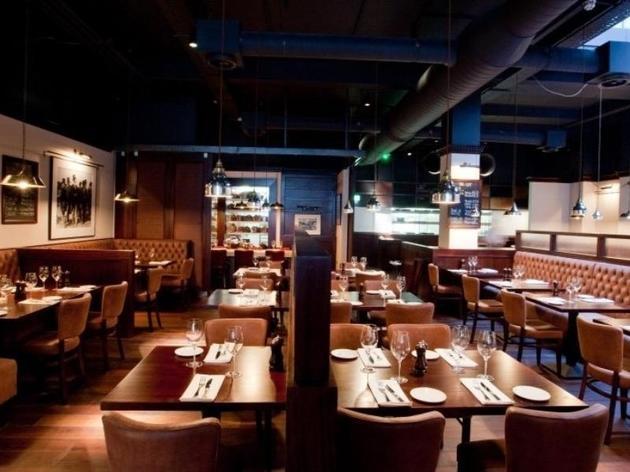 Yashin Restaurants In Kensington London