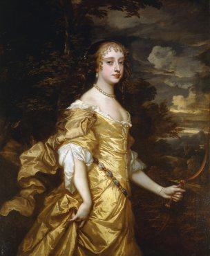 'Duchess of Richmond', c1662