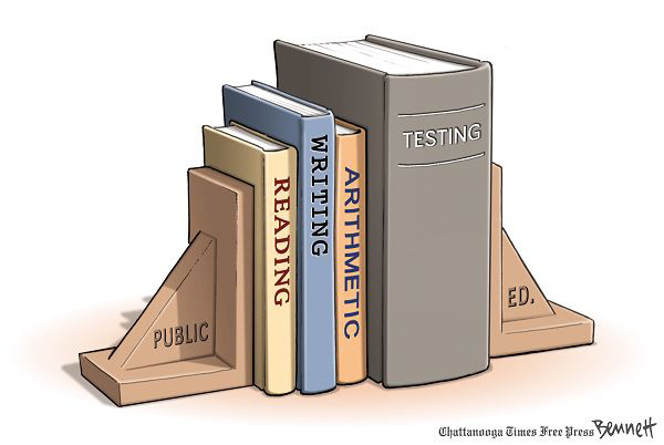 Clay Bennett cartoon, Chattanooga Times-Free Press, March 20, 2010