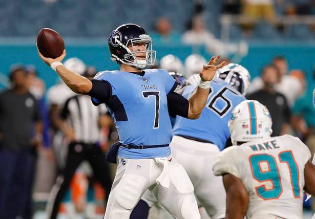 Image result for blaine gabbert titans