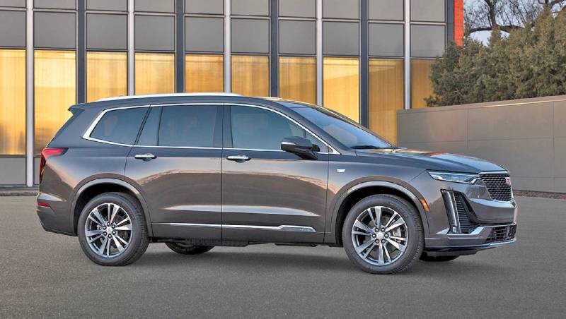 Gm To Make New Cadillac Crossover In Tennessee