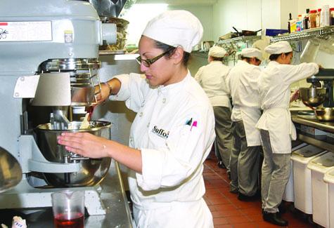 Baker Workshop Set Become Time Student Bakery Riverhead