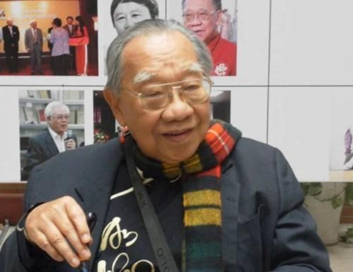 Hình ảnh Giáo sư Trần Văn Khê qua ký ức trò yêu số 1