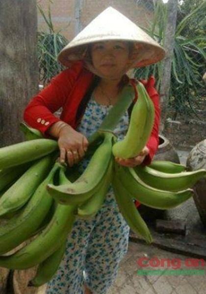 Hình ảnh Chanh 3kg gần nửa triệu, chuối nặng 2kg hút bà nội trợ Việt số 4