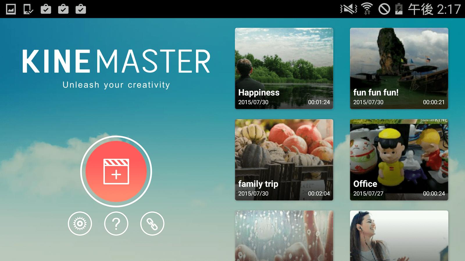 Hình ảnh KineMaster - Ứng dụng chỉnh sửa biên tập video cực hữu ích số 1