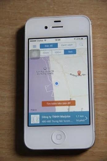Hình ảnh Đà Nẵng: Ứng dụng tìm nhà vệ sinh miễn phí trên smartphone số 1