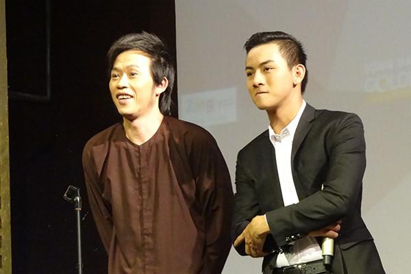 Danh hài Hoài Linh phá bỏ 'lời thề' trong show có con nuôi Hoài Lâm 2