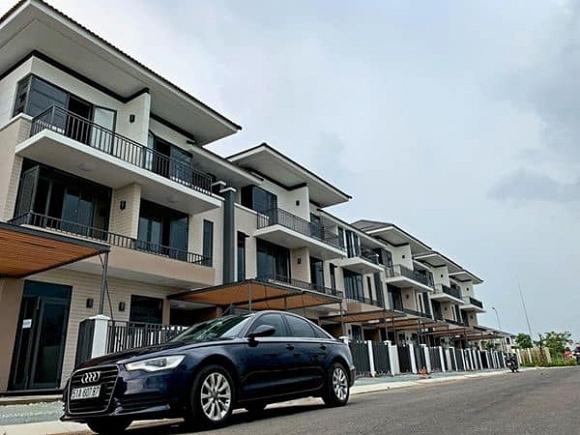 Cao Thái Sơn giàu 'khủng', chi tiền mua 2 căn biệt thự cạnh nhau? 4