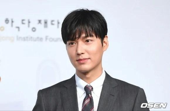Lee Min Ho điển trai như nam thần trong lần đầu dự sự kiện sau khi xuất ngũ 3