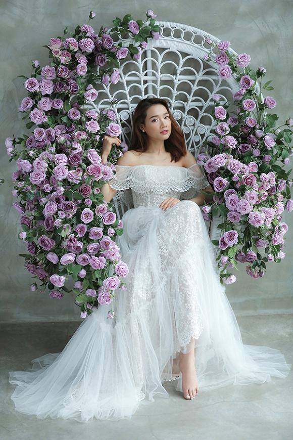 Nhã Phương khoe nhan sắc 'mòn con mắt' sau 1 năm kết hôn với Trường Giang 7