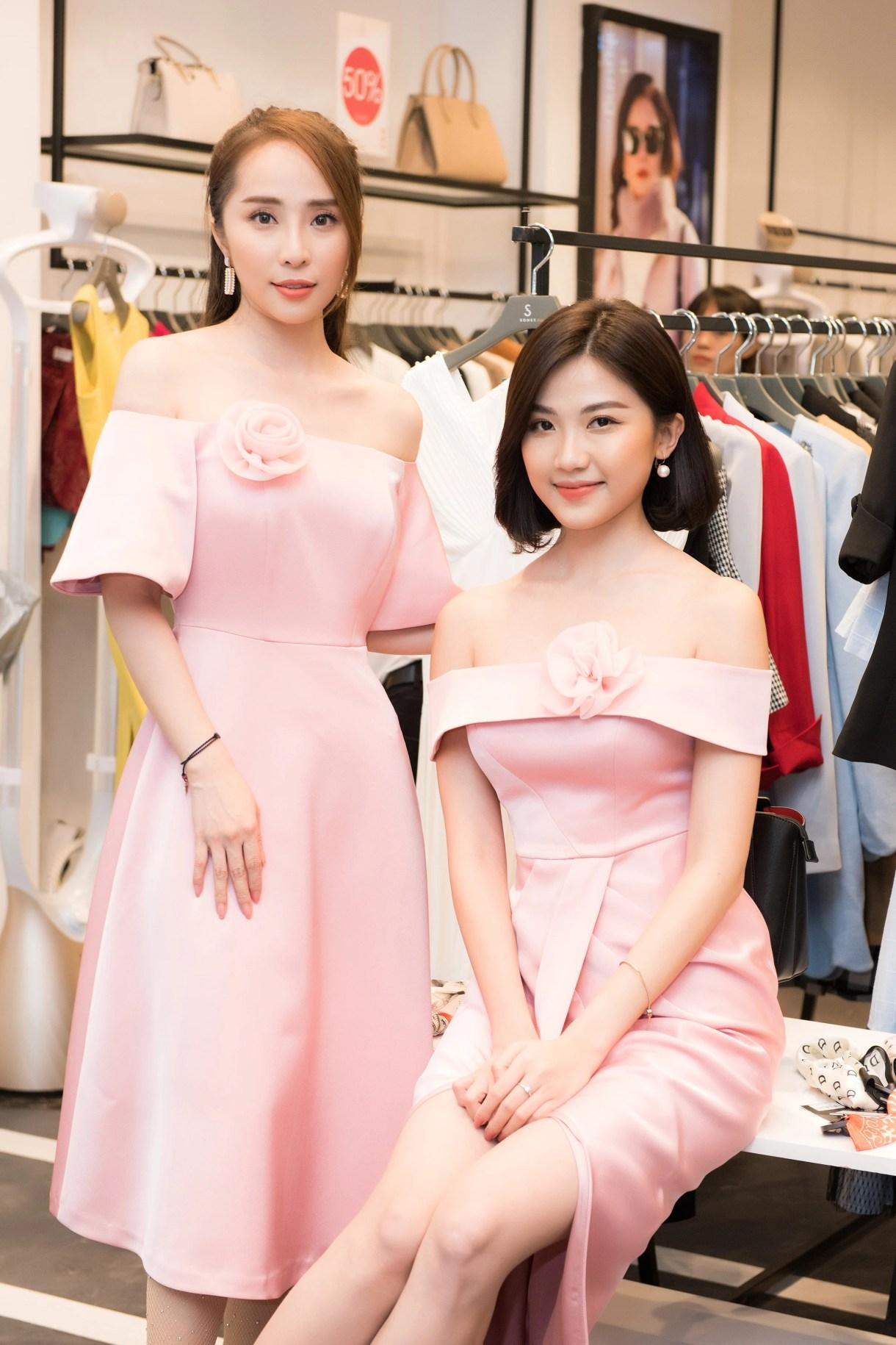 'Tiểu tam' Nhã - Quỳnh Nga 'đụng độ' cùng Trà - Lương Thanh tại sự kiện 2