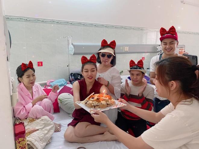 Ốc Thanh Vân cập nhật sức khỏe hiện tại của Mai Phương 2