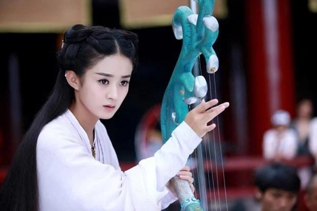 Triệu Lệ Dĩnh cùng dàn sao hạng A Cbiz nhiều lần hứng chịu những 'cơn thịnh nộ' từ netizen 9