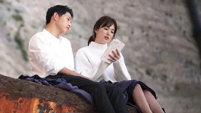 Song Hye Kyo đã dành cả thanh xuân chỉ để khao khát tìm kiếm điều này 3