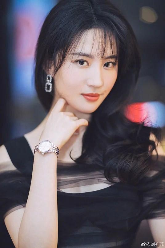 Lộ ảnh tuổi 19 của Lưu Diệc Phi: Đẹp hoàn hảo không tì vết 3