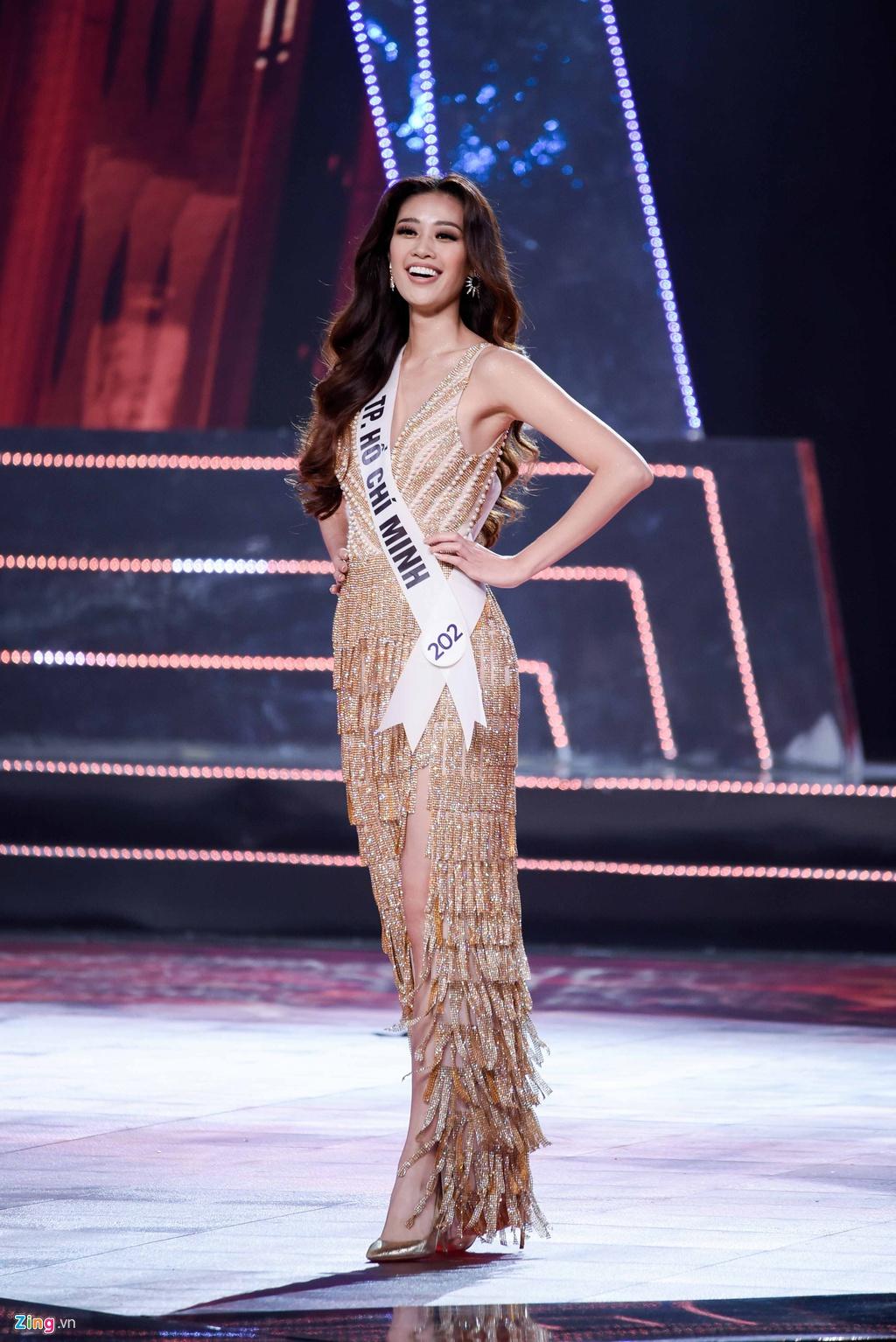 Nhan sắc Hoa hậu Hoàn vũ Việt Nam 2019 Nguyễn Trần Khánh Vân 4