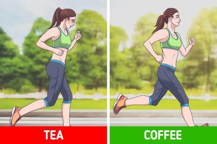 Nên uống trà hay cà phê vào buổi sáng? 1