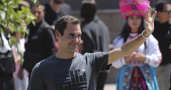 """Federer il fannullone: """"Una volta dimenticava le racchette, l"""