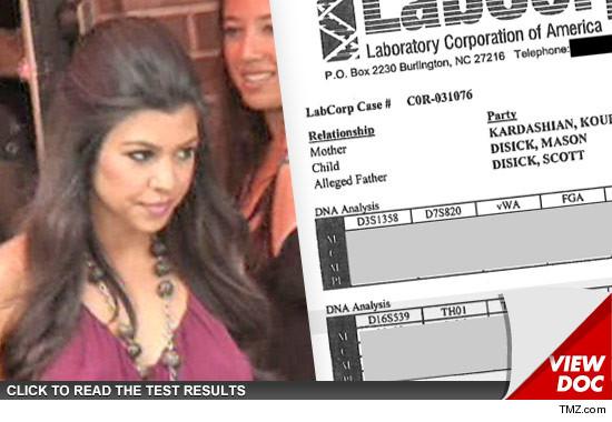 Khloe Kardashian Dna Test Results