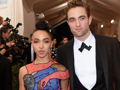 Robert Pattinson Speaks Out Against Racist Criticism of Fiancee FKA twigs