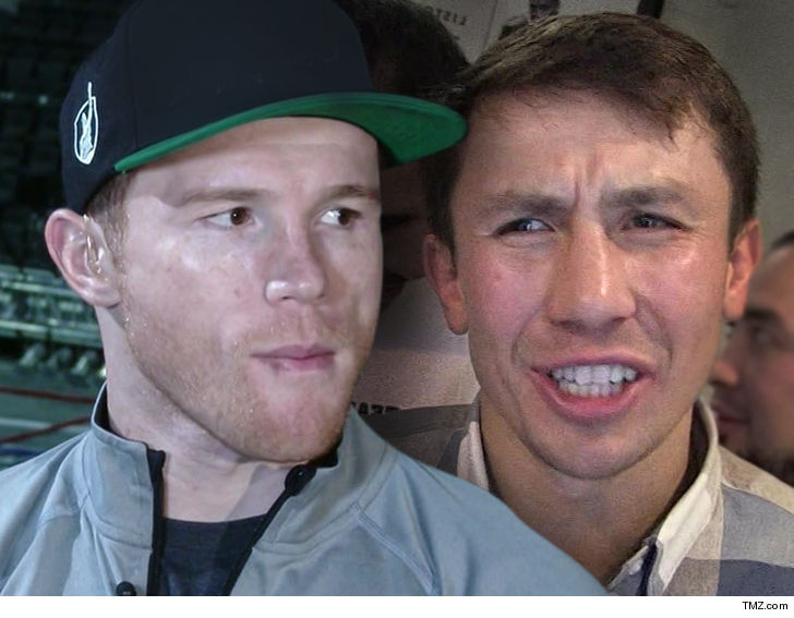 Canelo Alvarez vs. GGG 2 has officially gotten the axe — with Canelo  formally announcing he's withdrawing from the fight at an L.A. news  conference in the ...
