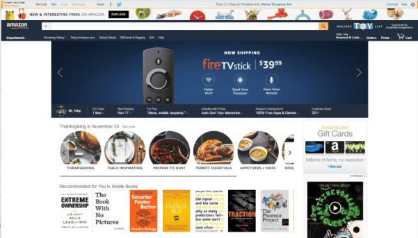 Toby Elwin, SharePoint, community persona, design, user interface, Amazon