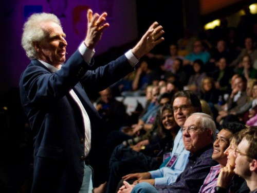 Benjamin Zander, The transformative power of classical music, Art of Possibility, TED, Toby Elwin, blog