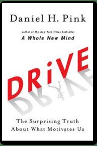 Daniel Pink, Drive, Toby Elwin, motivation