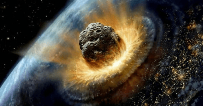 deep, impact, asteroid, impact assessment, template, analysis, project management