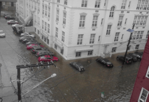 Superstorm Sandy, eyewitness, picture, hoboken, new jersey