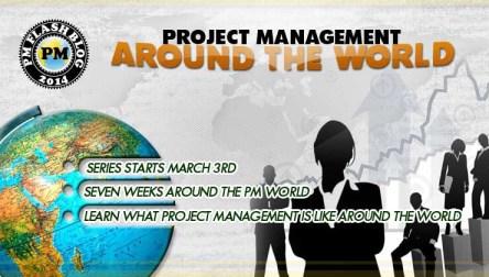 #pmFlashBlog, Toby Elwin, blog, project management, #pmFlashBlog2