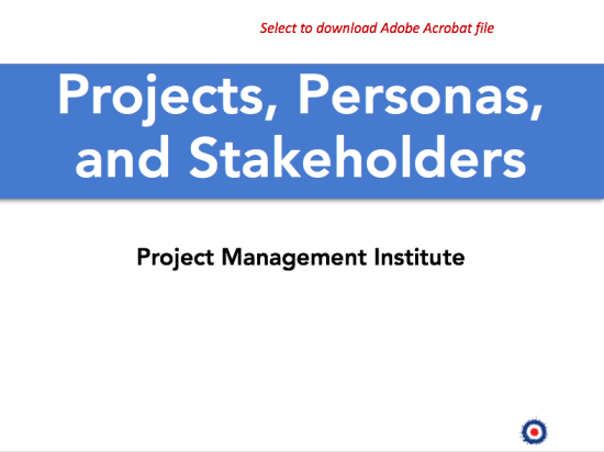 projects, personas, and stakeholders acrobat file