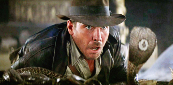 Indiana Jones, comment about the numbers. Toby Elwin, blog