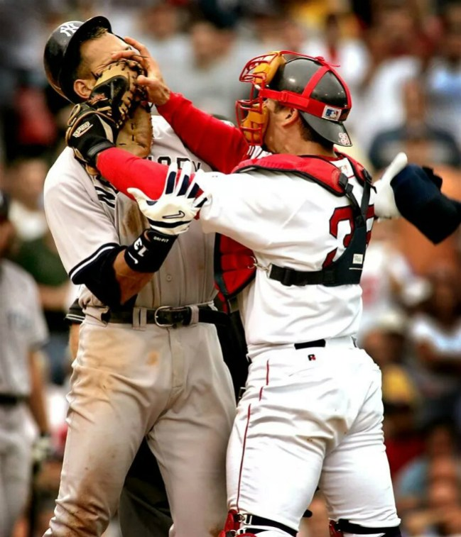 Red Sox, Yankees, competing values, organization change